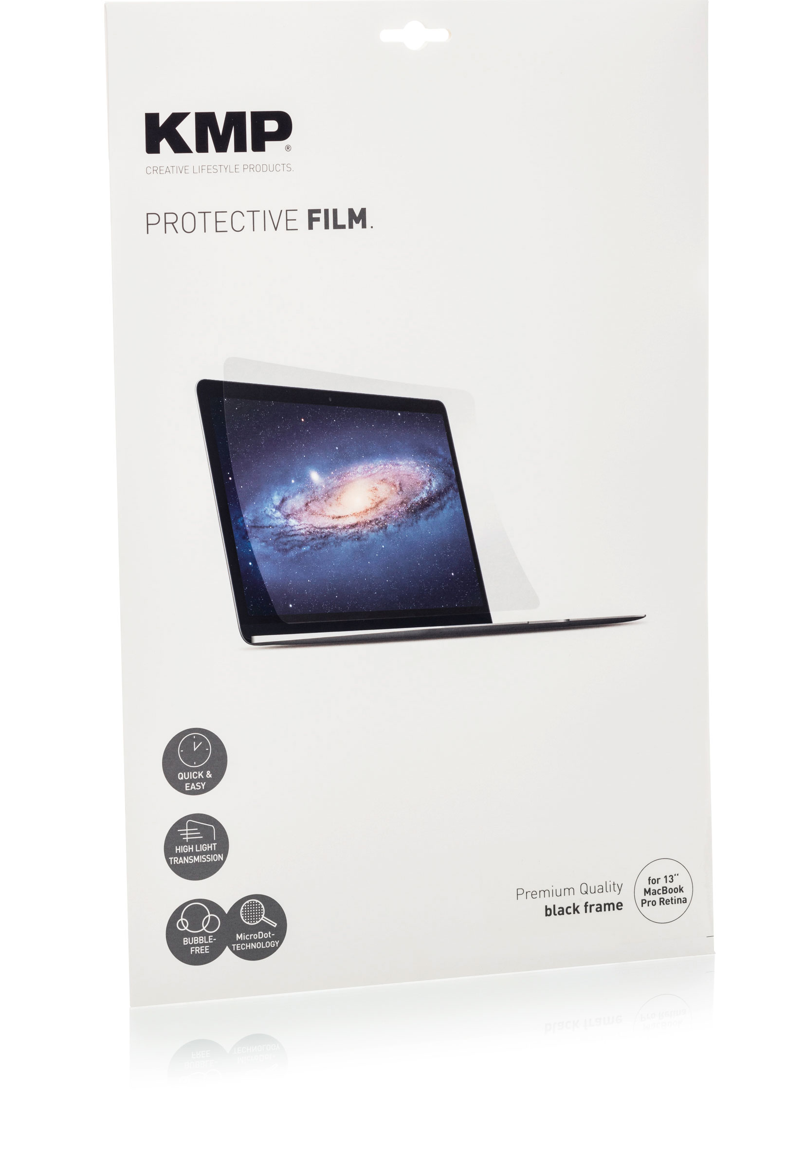 Protective Film for MacBook Pro Retina | KMP creative lifestyle products