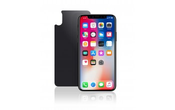 Glass Comfort Slim Back for iPhone X