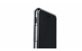 Clear Case for iPhone XS-transparent