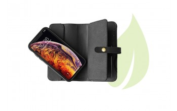 Wallet Comfort for iPhone XS GreenNu - black panther