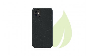 Biodegradable Case for iPhone 11 GreenNu - black