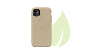 Biodegradable Case for iPhone 11 GreenNu - beige