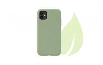 Biodegradable Case for iPhone 11 GreenNu - mint/green