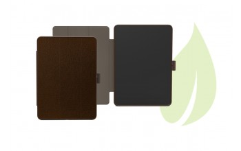 "Sporty Case for iPad 9,7"" GreenNu -choco brown"
