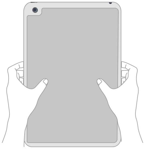 Schritt2-skin-ipad