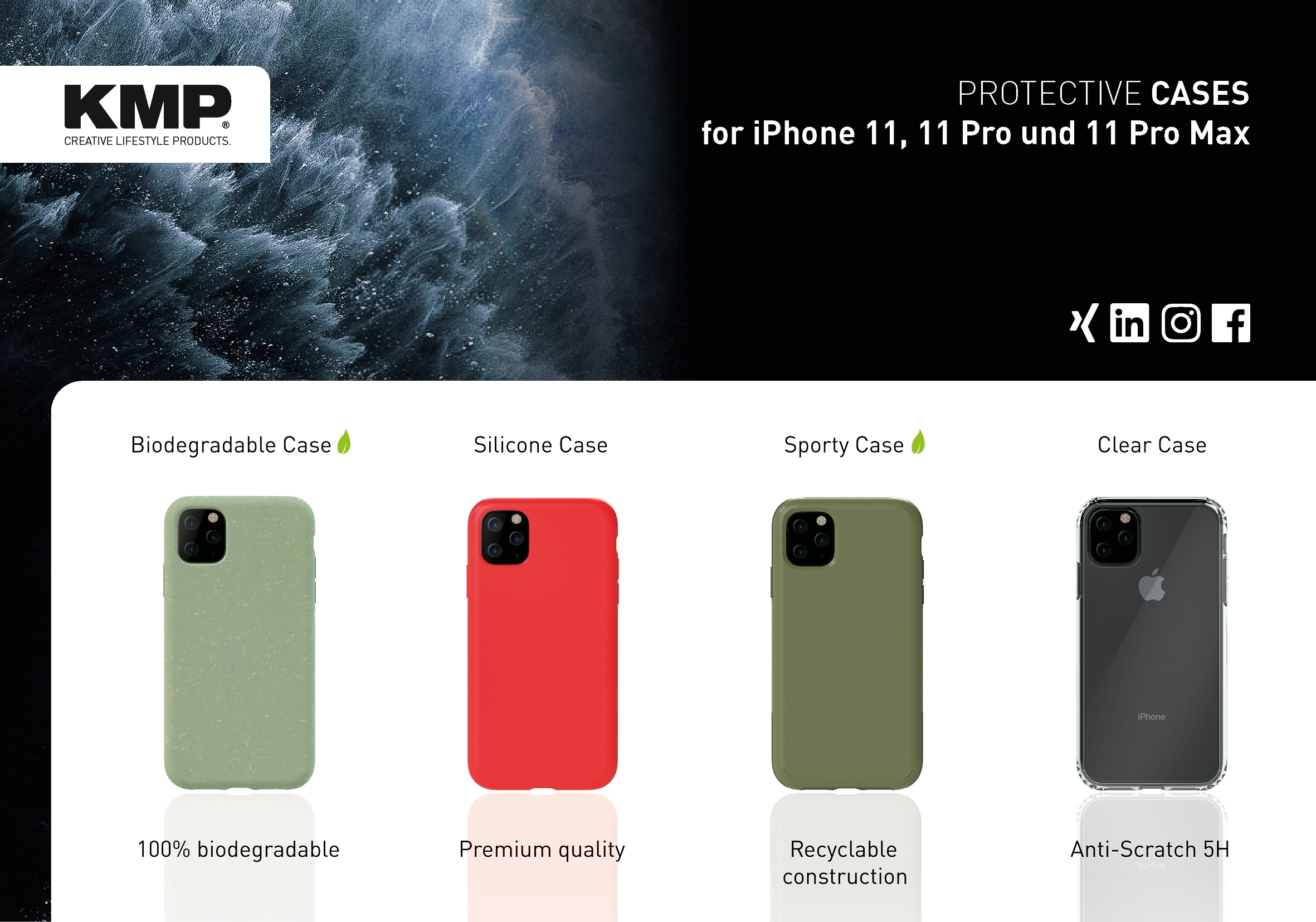 Protetive Cases for iPhone 11, iPhone 11 Pro, iPhone Pro Max